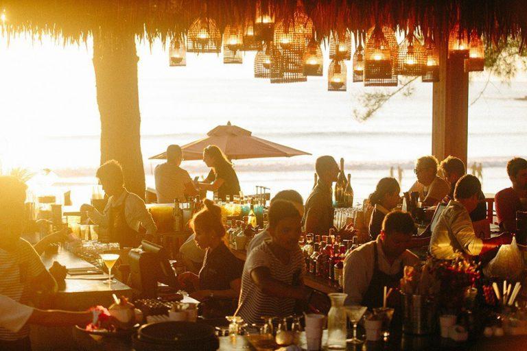 sun set cafe der mar