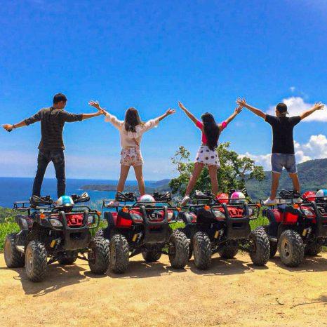 카말라의 ATV